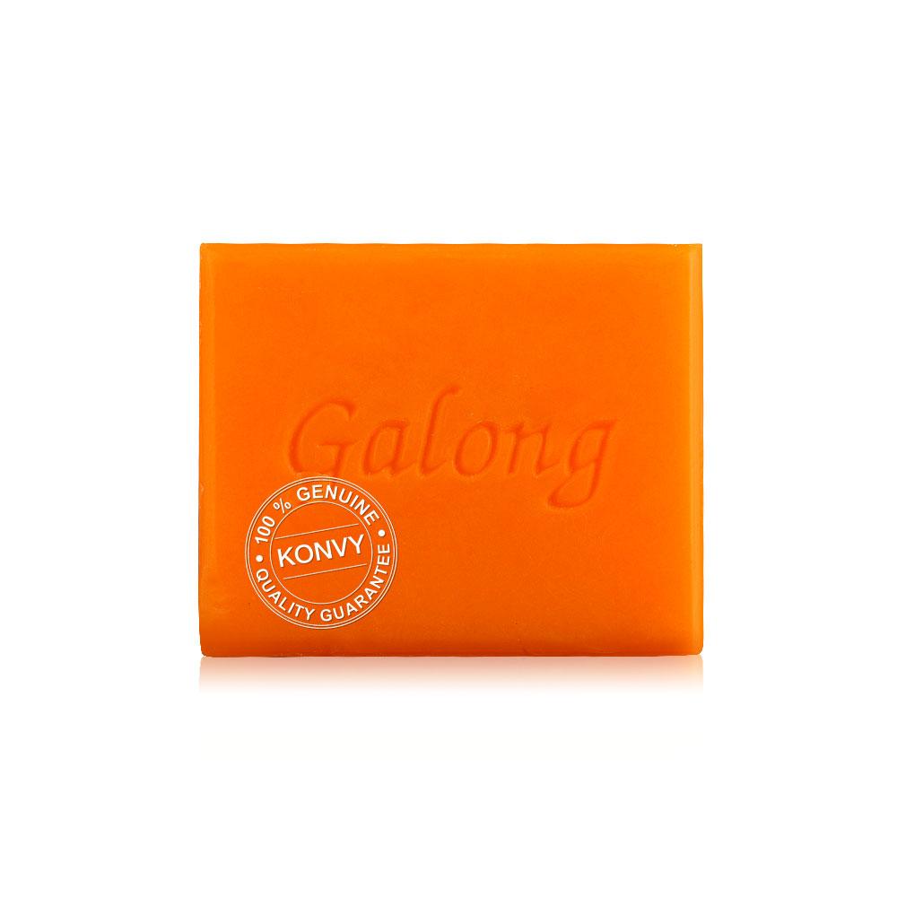 Galong Natural Papaya Soap Bar 80g