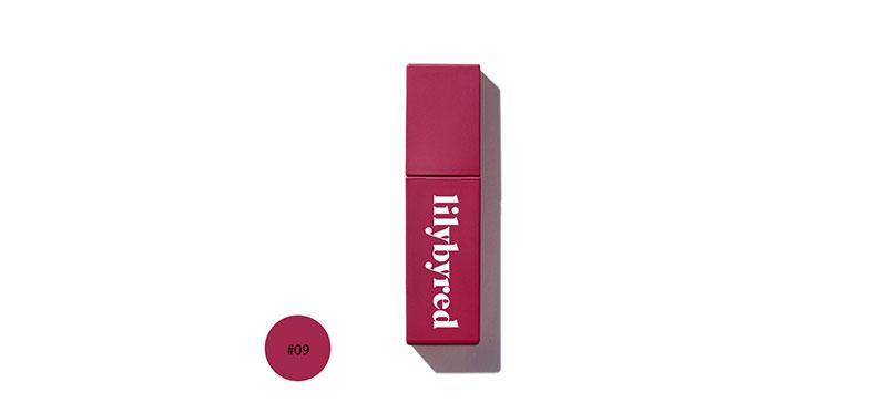 Lilybyred Mood Liar Velvet Tint 4.2g #09 Plum Cream