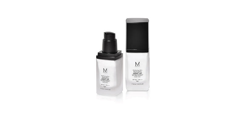 Merrez'ca Perfecting Skin Illumination Light Up SPF50+/PA+++ 30ml #Light