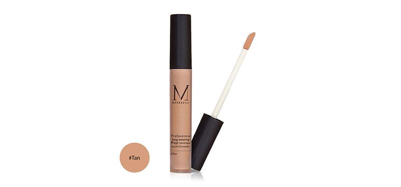 Merrez'ca Professional Long Wearing & High Coverage Liquid Concealer 4g #Tan