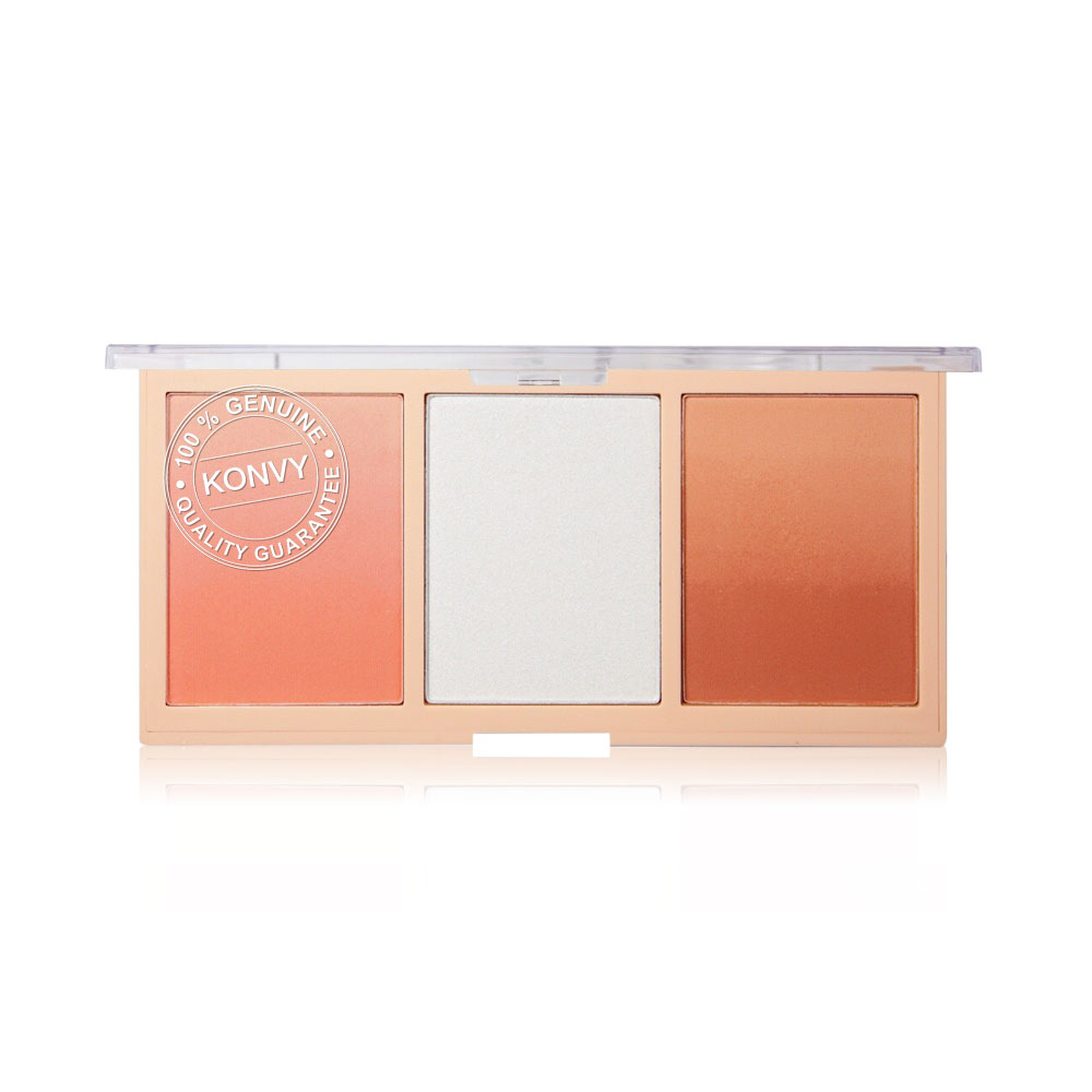Sivanna Colors Ultra Professional Face Palette 20g #01