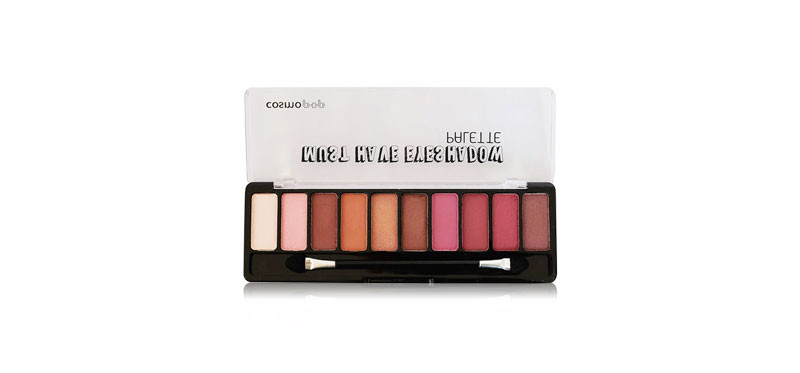 Cosmopop Must Have Eyeshadow Palette #Sunrise