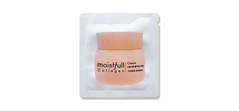 [Free Gift] Etude House Moistfull Collagen Cream 1ml