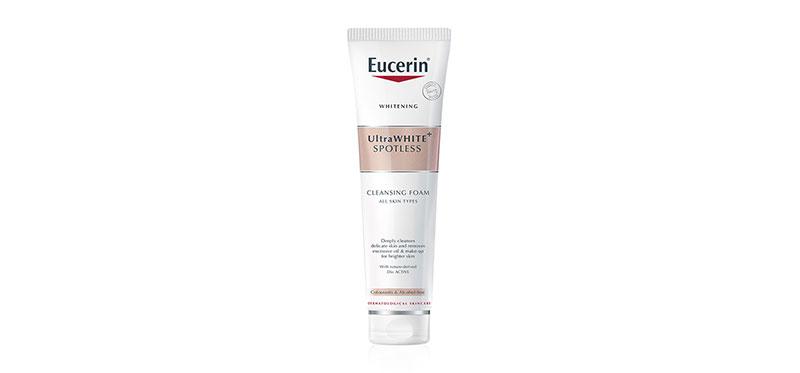 Eucerin Ultrawhite Plus Spotless Cleansing Foam 150g