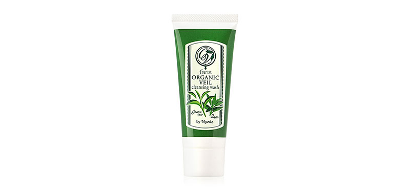 Faris by Naris Organic Veil Cleansing Wash 20g