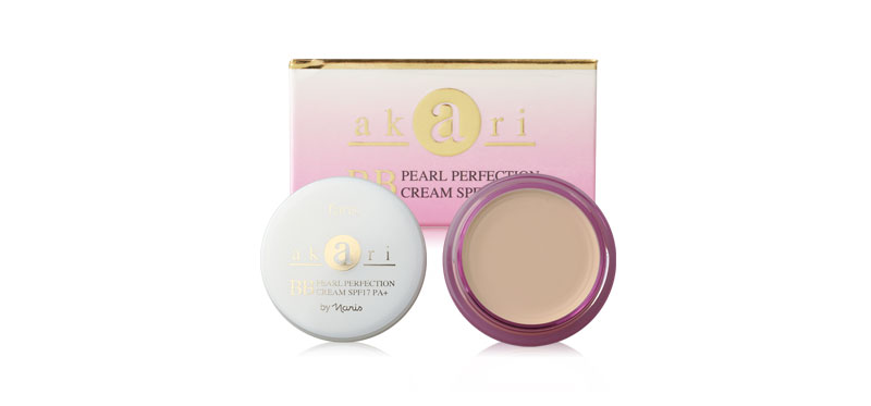 Faris by Naris Akari Pearl Perfection BB Cream SPF17/PA+ 8g