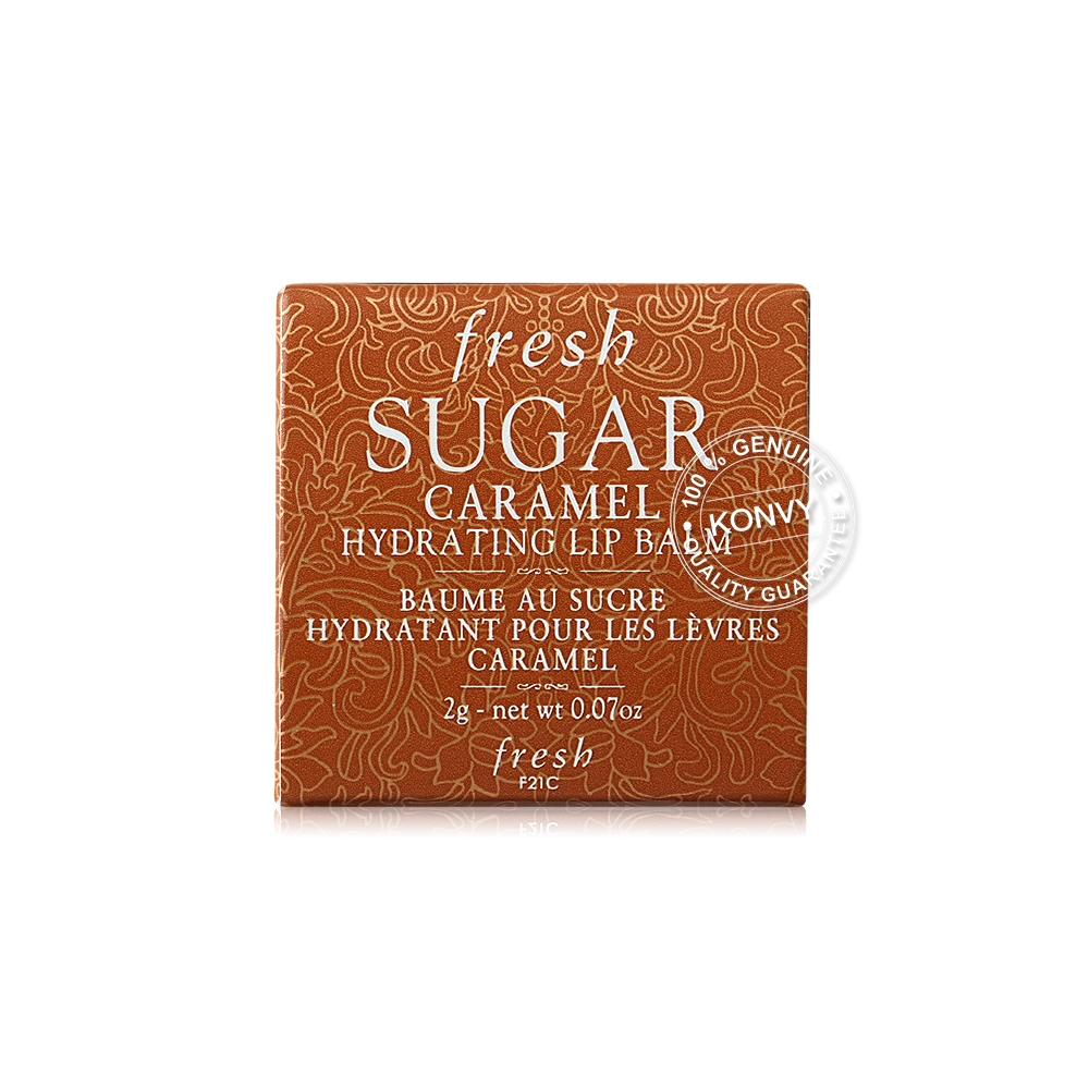 Fresh Sugar Caramel Hydrating Lip Balm 2g
