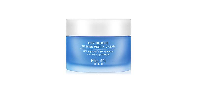 MizuMi Dry Rescue Intense Melt-In Cream Anti-Pollution/PM 2.5 45ml