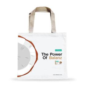 ฟรี! Hi-Balanz Coconut Oil Save the World Tote Bag (1 ชิ้น / 1 ออเดอร์ ) เมื่อช้อปสินค้า Hi-Balanz ครบ 990.-