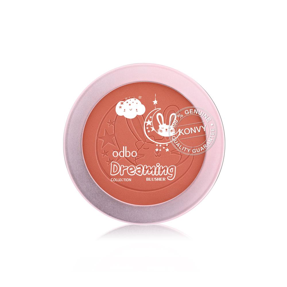 ODBO Dreaming Collection Blusher 6g OD165 #03 ( สินค้าหมดอายุ : 2021.09 )
