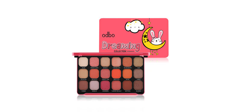 ODBO Dreaming Collection Eyeshadow 22g OD224 #02