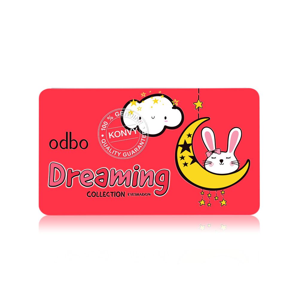 ODBO Dreaming Collection Eyeshadow 22g OD224 #03