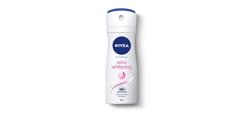 NIVEA Deo Extra White Spray 60ml