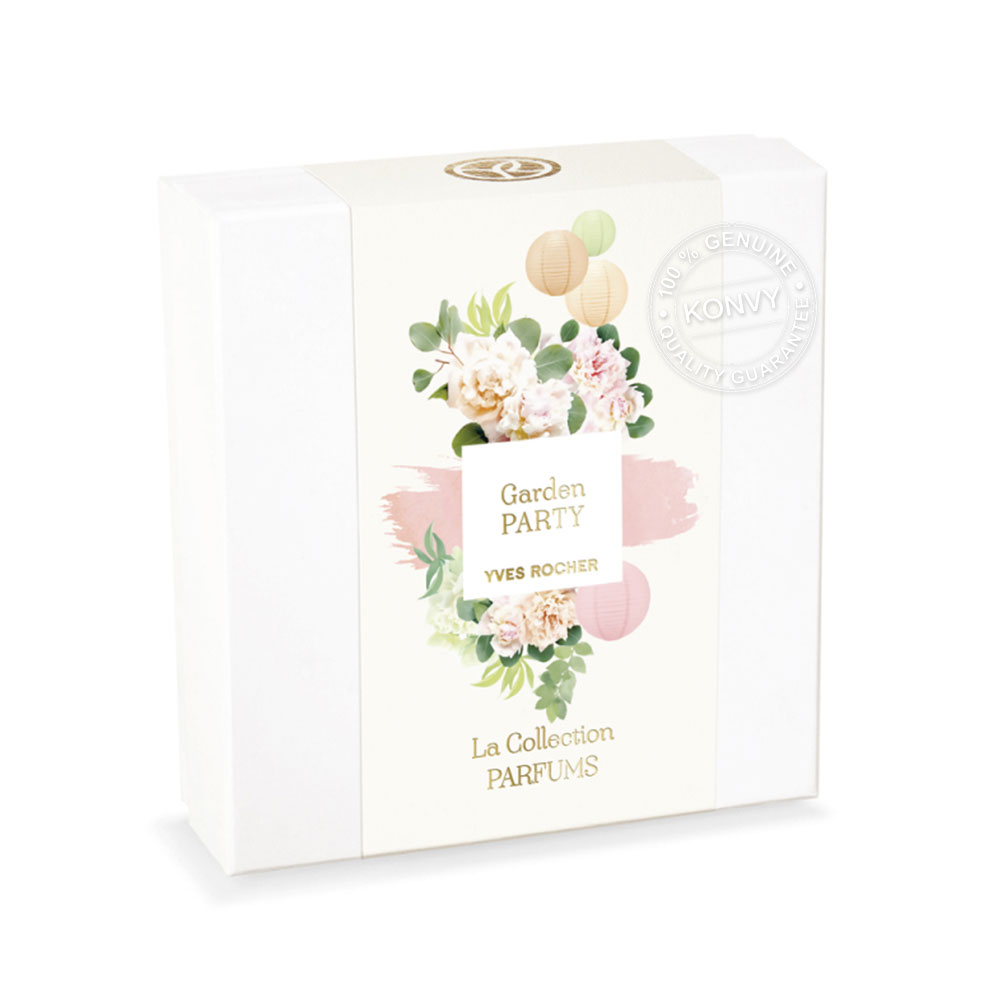 Yves Rocher One Collection Garden Party La Collection Perfums