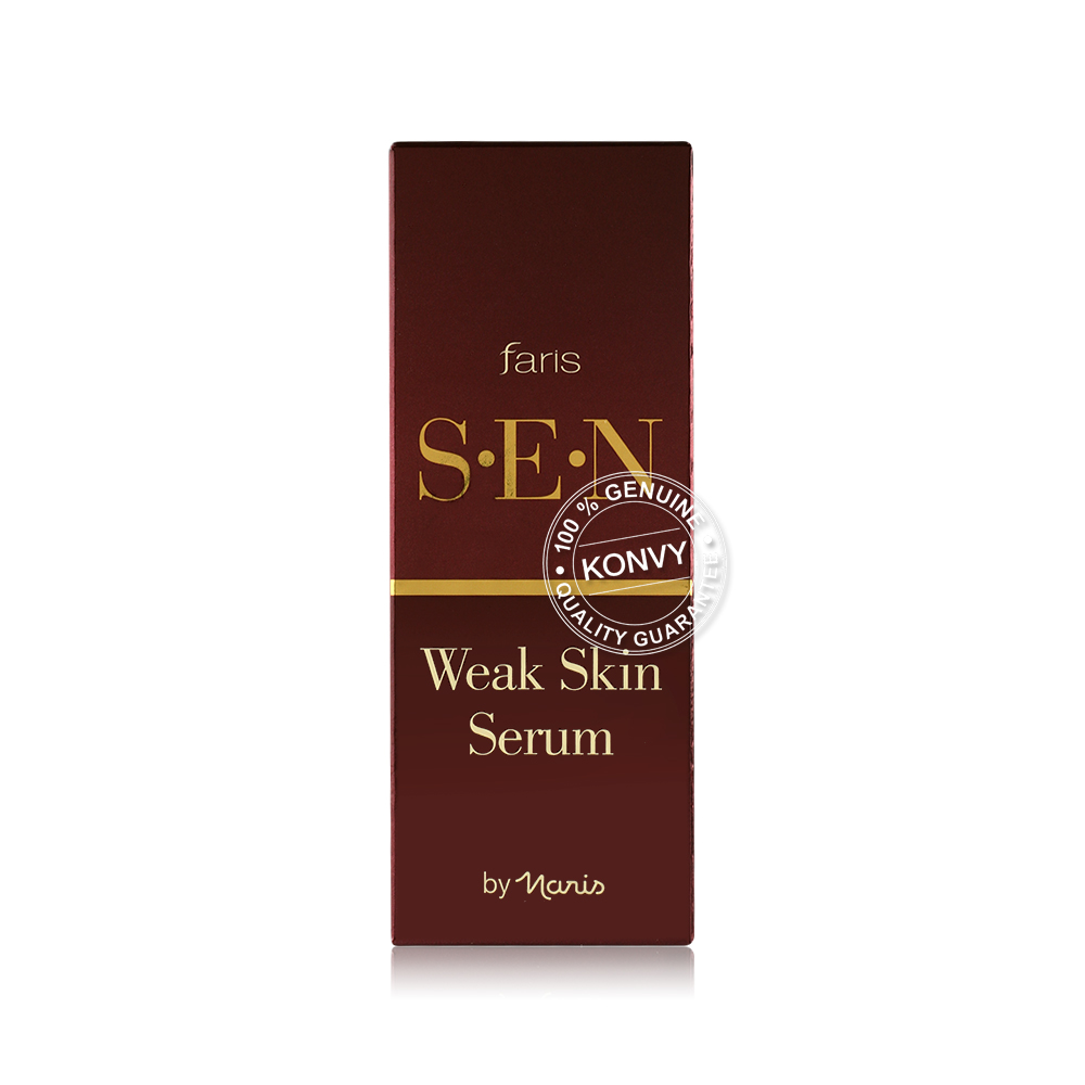 Faris by Naris S.E.N. Weak Skin Serum 28ml