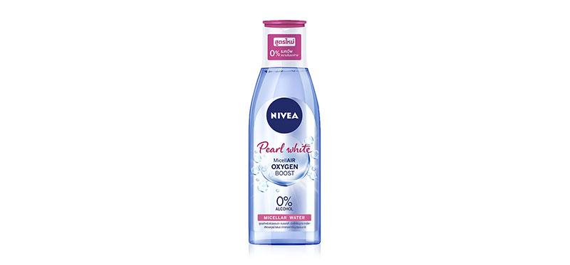 NIVEA Extra Bright Make Up Clear  Micellar Water 200ml