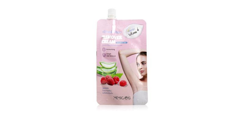 Mimicos Armpit Hair Remover Cream Sensitive Skin 50g