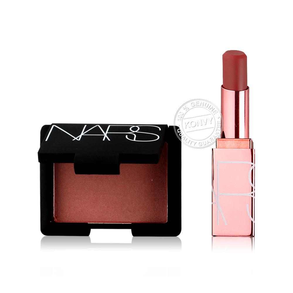 NARS Softcore Afterglow Lip Balm/Blush #Dolce Vita