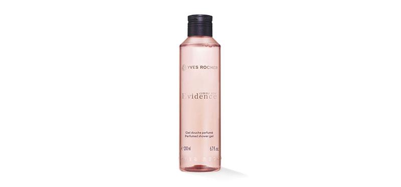 Yves Rocher Comme Une Evidence Perfumed Shower Gel 200ml