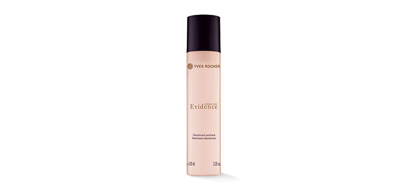Yves Rocher Comme Une Evidence Perfumed Deodorant 100ml