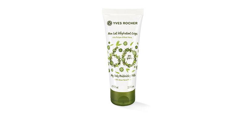 [Free Gift] Yves Rocher Botanical Body Care Hydrating Moisturizing Lotion 75ml