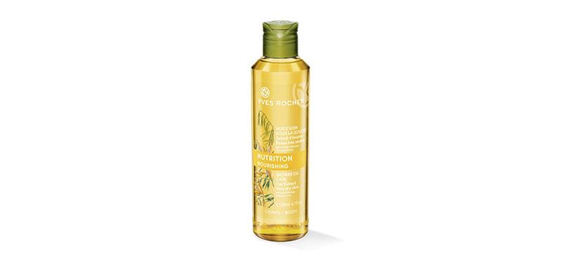 Yves Rocher Botanical Body Care Nutrition Shower Oil 200ml