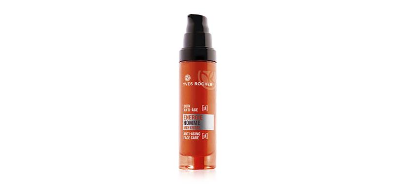 Yves Rocher Men Energy Anti Aging Face Care X4 50ml