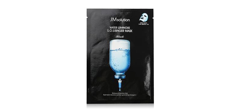 JM Solution Water Luminous S.O.S Ringer Mask 35ml