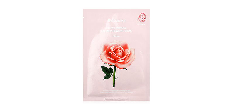 JM Solution Glow Luminous Flower Firming Mask 30ml