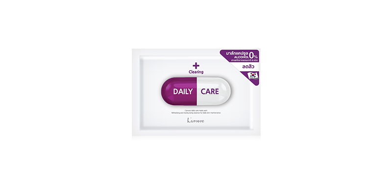 Larvore Daily Care Mask Clearing 23g
