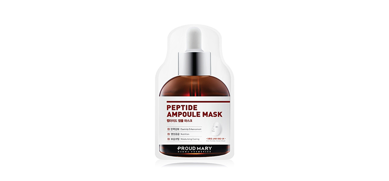 Proud Mary Peptide Ampoule Mask 25g