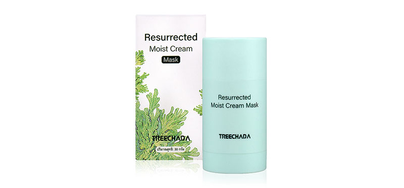 Treechada Resurrected Moist Cream Mask 30g