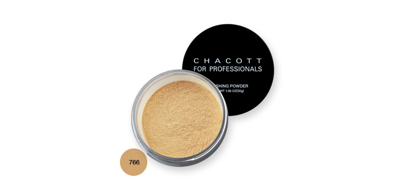 Chacott for Professionals Finishing Powder 30g #766 ( สินค้าหมดอายุ : 2021.04 )