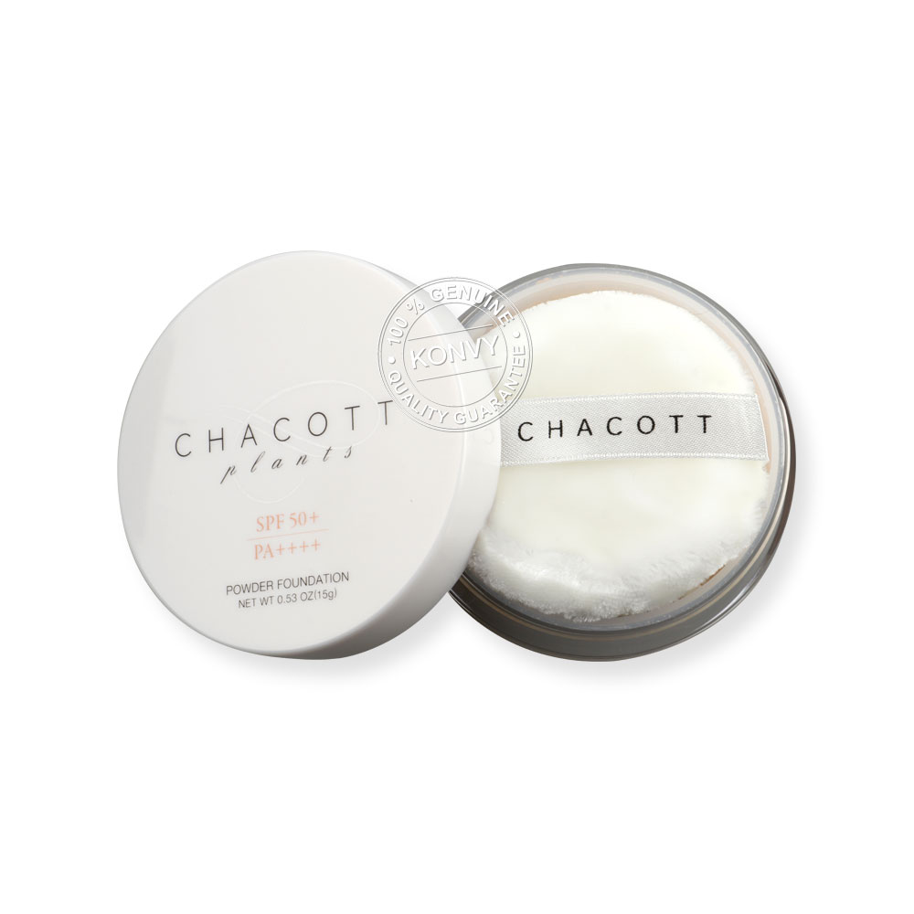 Chacott for Professionals Plant Powder Foundation SPF50+/PA++++ 15g #332 ( สินค้าหมดอายุ : 2020.12 )
