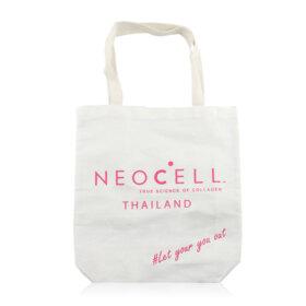 ฟรี! NeoCell White Tote Bag (1 ชิ้น / 1 ออเดอร์) เมื่อช้อปสินค้า NeoCell ที่ร่วมรายการ อย่างน้อย 1 ชิ้น
