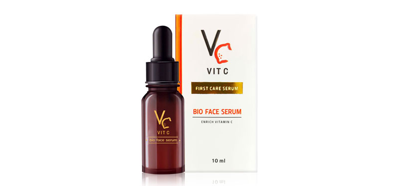 RATCHA Vit C Bio Face Serum First Care Serum 10ml