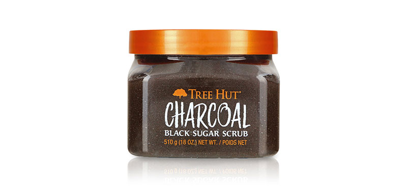 Tree Hut Charcoal Black Sugar Scrub 510g