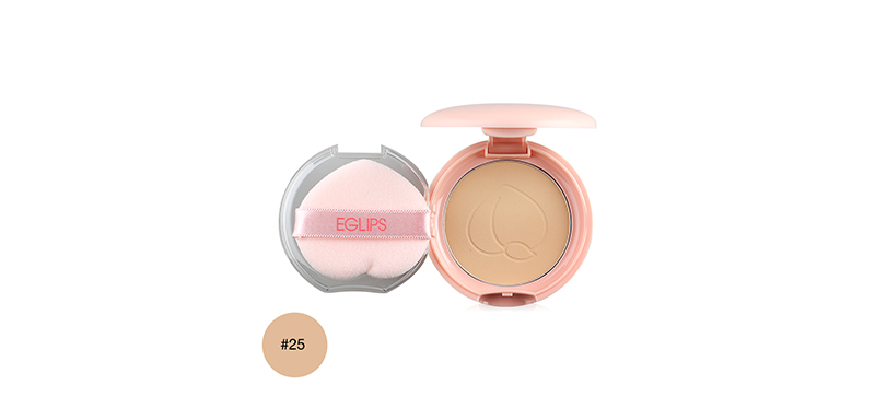 Eglips Blur Powder Pact Peach Edition 9g #25