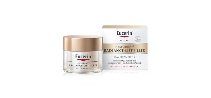 Eucerin Radiance Lift Filler Day Cream SPF15 50ml