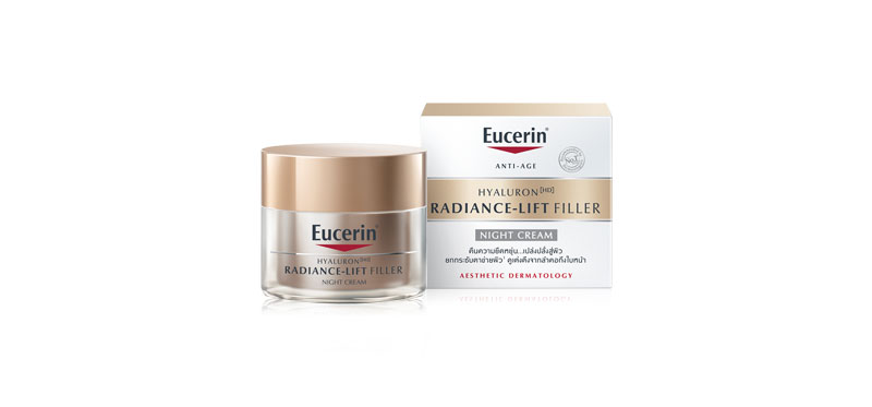 Eucerin Radiance Lift Filler Night Cream 50ml