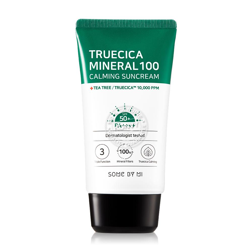 Some By Mi Truecica Mineral 100 Calming Sun Cream 50ml