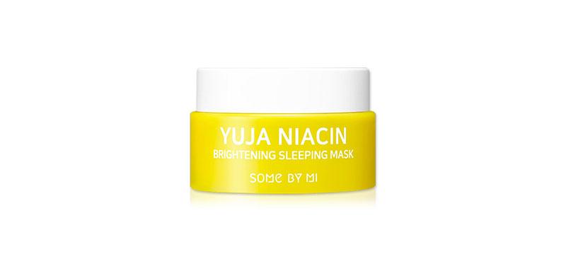 Some By Mi Yuja Niacin 30Days Miracle Brightening Sleeping Mask 15ml