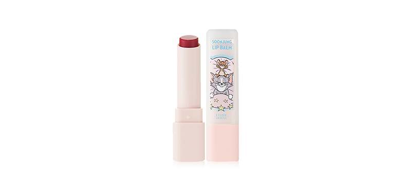 Etude House Lucky Together Soon Jung Lip Balm #Natural Red