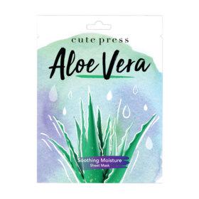 ฟรี! Cute Press Aloe Vera Soothing Moisture Mask 24g (1 ชิ้น / 1 ออเดอร์) เมื่อช้อปสินค้า Cute Press ที่ร่วมรายการอย่างน้อย 1 ชิ้น