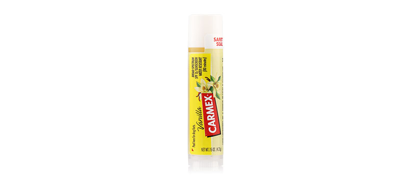 Carmex Ultra Smooth Lip Blam Sunscreen 4.25g #Vanilla