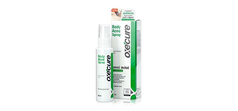 Oxe Cure Body Acne Spray 50ml