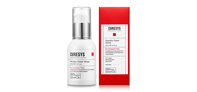 CURESYS Trouble Clear Serum 30ml