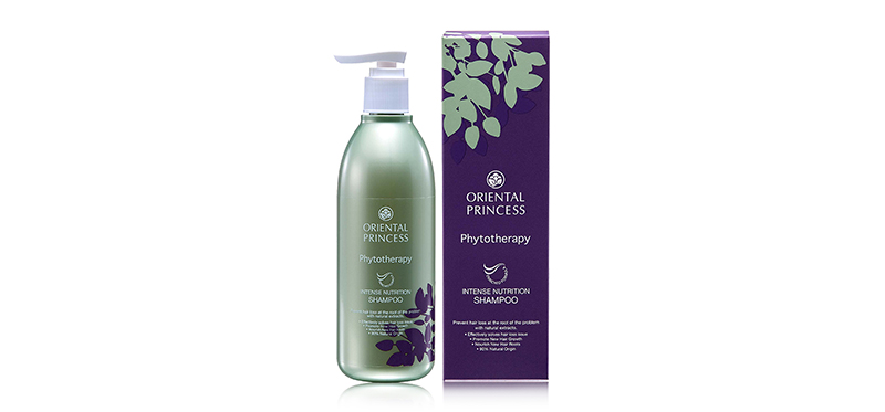 Oriental Princess Phytotherapy Intense Nutrition Shampoo Enriched Formula 250ml