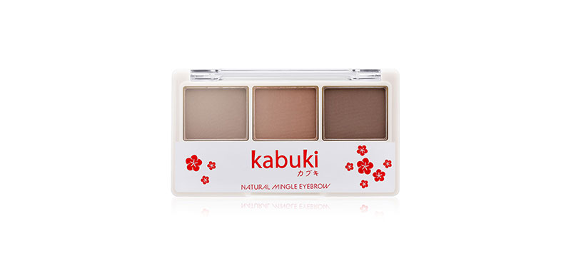 Kabuki Natural Mingle Eyebrow 6g #01