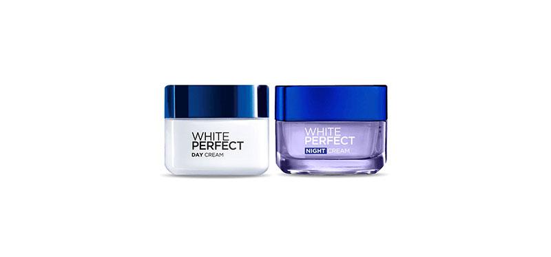 L'Oréal Paris White Perfect Day Cream SPF17/PA+++ + White Perfect Night Cream 50ml
